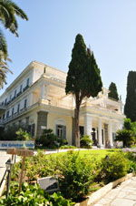 JustGreece.com Achillion | Gastouri Corfu | Ionian Islands | Greece  - Photo 5 - Foto van JustGreece.com