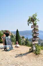 The small village Lakones near Paleokastritsa Corfu | Ionian Islands | Greece  - Photo 11 - Photo JustGreece.com