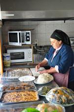 Mevrouw Anna maakt Makarounes | Karpathos Greece  Photo 1 - Photo JustGreece.com