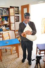 JustGreece.com Kafeneion in Olympos   Karpathos   Greece  Photo 003 - Foto van JustGreece.com