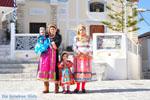 Traditionele klederdracht Olympos Karpathos | Greece  Photo 017 - Photo JustGreece.com