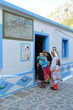 Traditionele klederdracht Olympos Karpathos | Greece  Photo 021 - Photo JustGreece.com