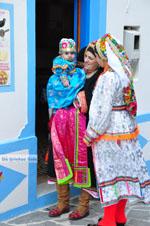 Traditionele klederdracht Olympos Karpathos | Greece  Photo 023 - Photo JustGreece.com