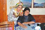 JustGreece.com Traditionele klederdracht Olympos Karpathos | Greece  Photo 026 - Foto van JustGreece.com