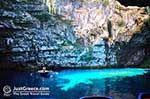 Melissani grot - Cephalonia (Kefalonia) - Photo 205 - Photo JustGreece.com