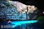 Melissani grot - Cephalonia (Kefalonia) - Photo 206 - Photo JustGreece.com