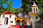 Chappel near grot of Agios Gerasimos - Cephalonia (Kefalonia) - Photo 297 - Photo JustGreece.com