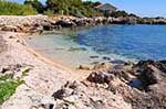 beach near lighthouse  Agioi Theodoroi - Cephalonia (Kefalonia) - Photo 298 - Photo JustGreece.com