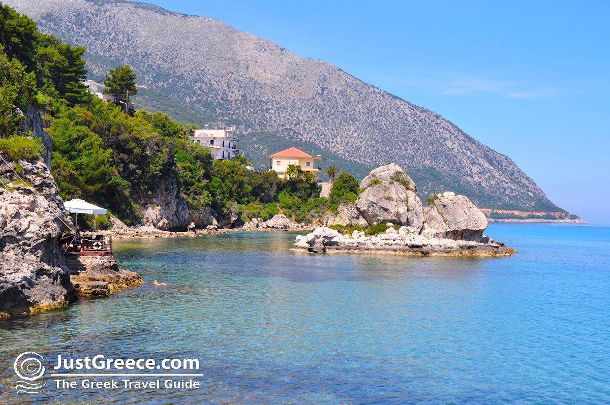 Photos Of Poros Kefalonia Pictures Poros Greece