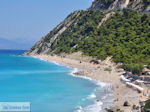 Pefkoulia beach ten noorden of Agios Nikitas Photo 1 - Lefkada (Lefkas) - Photo JustGreece.com