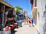 Steegje in Agios Nikitas - Lefkada (Lefkas) - Photo JustGreece.com