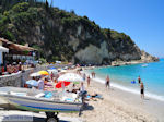 The mooie beach of Agios Nikitas - Lefkada (Lefkas) - Photo JustGreece.com