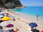 Beautiful beach Agios Nikitas - Lefkada (Lefkas) - Photo JustGreece.com
