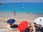 Mooie zeekleuren beach Agios Nikitas - Lefkada (Lefkas) - Photo JustGreece.com