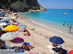 The levendige beach of Agios Nikitas - Lefkada (Lefkas) - Photo JustGreece.com