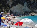 JustGreece.com Agios Nikitas beach - Lefkada (Lefkas) - Foto van JustGreece.com