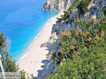 JustGreece.com Beautiful Egremni beach - Lefkada (Lefkas) - Foto van JustGreece.com
