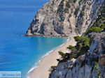 JustGreece.com The Egremni Sandy beach - Lefkada (Lefkas) - Foto van JustGreece.com