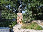 JustGreece.com Monument in the small village Englouvi - Lefkada (Lefkas) - Foto van JustGreece.com
