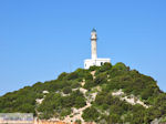 The lighthouse  near Cape Lefkatas - Lefkada (Lefkas) - Photo JustGreece.com