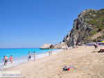 The mooie Sandy beach of Kathisma Photo 9 - Lefkada (Lefkas) - Foto van JustGreece.com