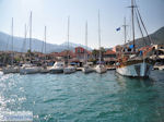 Zeilboten The harbour of Nidri (Nydri) Photo 2 - Lefkada (Lefkas) - Photo JustGreece.com