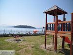 Speeltuin at the beach of Nidri (Nydri) - Lefkada (Lefkas) - Photo JustGreece.com