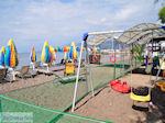 Speeltuin at the beach of Skala Kallonis - Foto van JustGreece.com