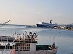 Boat Theofilos in The harbour of Mytilini - Foto van JustGreece.com