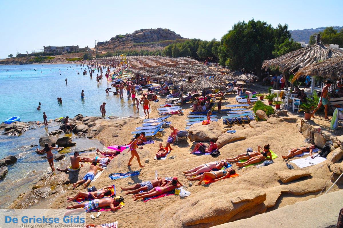 Photos Of Paranga Mykonos Pictures Paranga Greece