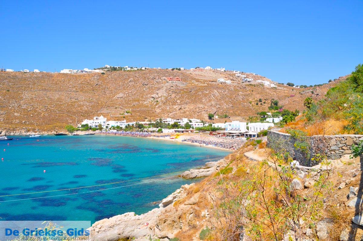 Best Island Beaches For Partying Mykonos St Barts: Cyclades Greek Islands Greece