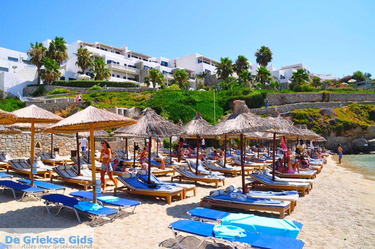 Best Island Beaches For Partying Mykonos St Barts: Photos Of Psarou Mykonos
