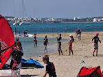 Pounta (Kitesurfen between Paros and Antiparos) | Greece Photo 14 - Photo JustGreece.com