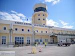 Airport Aristarchos on Samos near Pythagorion - Island of Samos - Photo JustGreece.com