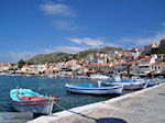 Aan the gezellige The harbour of Pythagorion on Samos Photo 5 - Island of Samos - Photo JustGreece.com