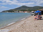 JustGreece.com beach in Heraion (Ireon) - Island of Samos - Foto van JustGreece.com