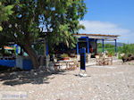 JustGreece.com Taverna at the beach of Heraion (Ireon) - Island of Samos - Foto van JustGreece.com