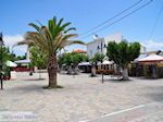 Dorpsplein Heraion (Ireon) - Island of Samos - Photo JustGreece.com
