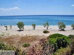 JustGreece.com Pebble beach near Kampos (Votsalakia) - Island of Samos - Foto van JustGreece.com