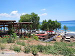 JustGreece.com Taverna at the beach of Votsalakia (Kampos) - Island of Samos - Foto van JustGreece.com