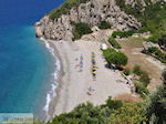 Tsamadou beach near Kokkari - Island of Samos - Photo JustGreece.com