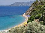 JustGreece.com Tsamadou beach near Kokkari- Island of Samos - Foto van JustGreece.com
