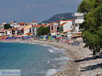 The kiezelbeach in Kokkari - Island of Samos - Photo JustGreece.com