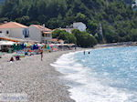 JustGreece.com at the pebble beach Kokkari - Island of Samos - Foto van JustGreece.com