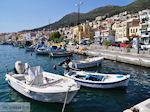 JustGreece.com Vissersbootjes in Samos town - Island of Samos - Foto van JustGreece.com