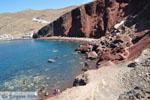 Red Beach near Akrotiri Santorini   Cyclades Greece   Greece  Photo 14 - Photo JustGreece.com