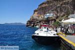 JustGreece.com Oude The harbour of Fira Santorini | Cyclades Greece | Greece  Photo 2 - Foto van JustGreece.com