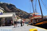 JustGreece.com Oude The harbour of Fira Santorini | Cyclades Greece | Greece  Photo 3 - Foto van JustGreece.com