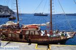 JustGreece.com Oude The harbour of Fira Santorini | Cyclades Greece | Greece  Photo 7 - Foto van JustGreece.com