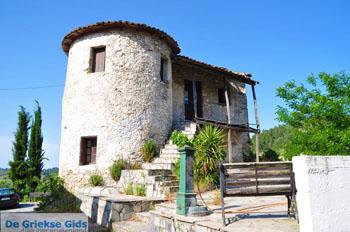 Tower of Drosini | Gouves North-Euboea | Greece | Photo 1 - Photo JustGreece.com